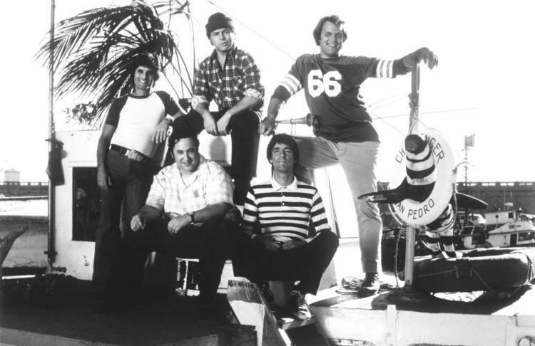 The San Pedro Beach Bums The San Pedro Beach Bums TV Series 1977