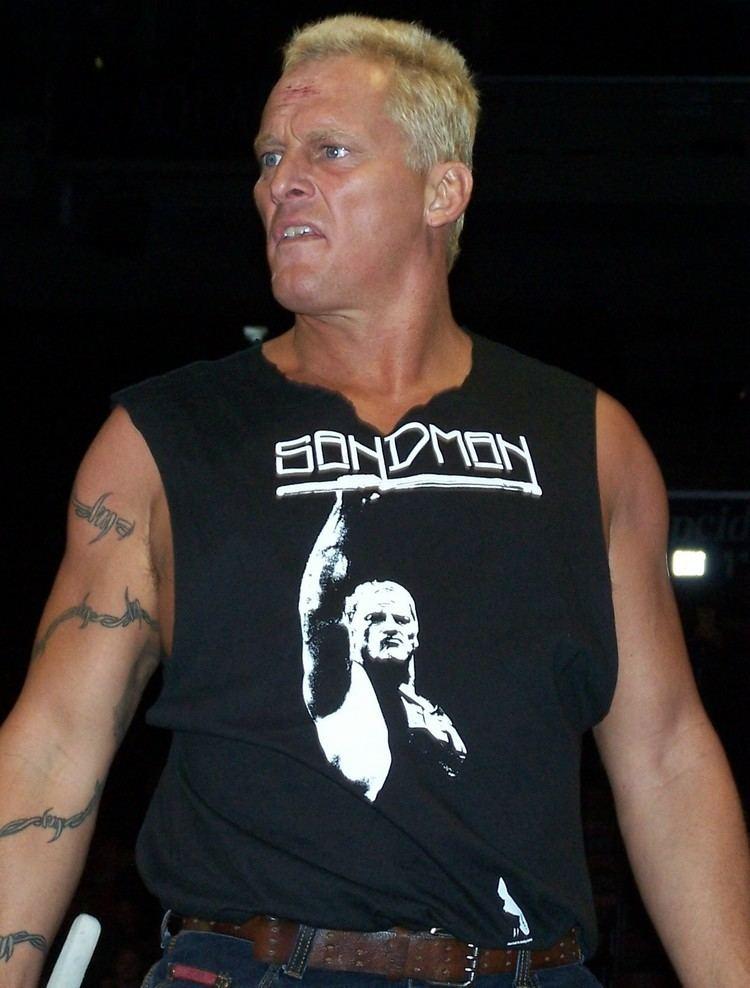 The Sandman (wrestler) httpsuploadwikimediaorgwikipediacommons88