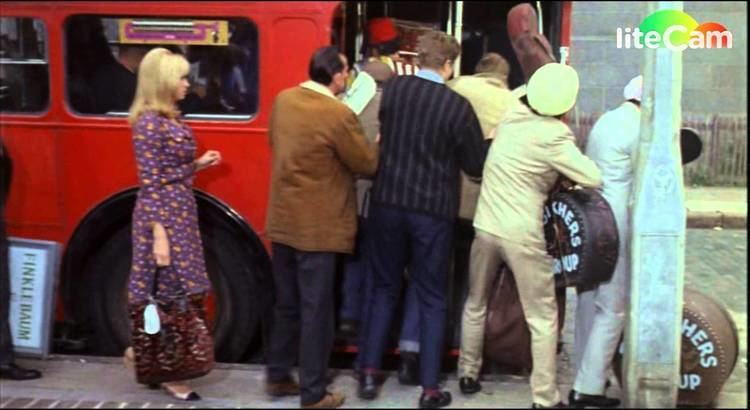 The Sandwich Man (1966 film) The Sandwich Man Extract of the 1960s Film YouTube
