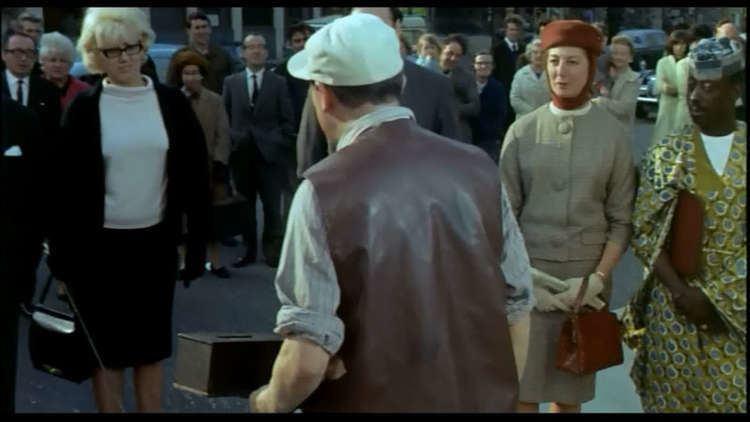 The Sandwich Man (1966 film) The Sandwich Man 1966 film Alchetron the free social encyclopedia