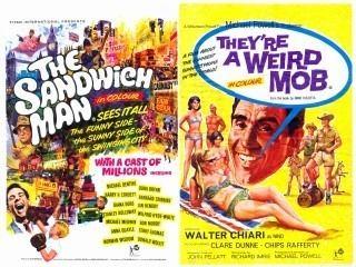 The Sandwich Man (1966 film) The Sandwich Man 1966 Posters Gallery