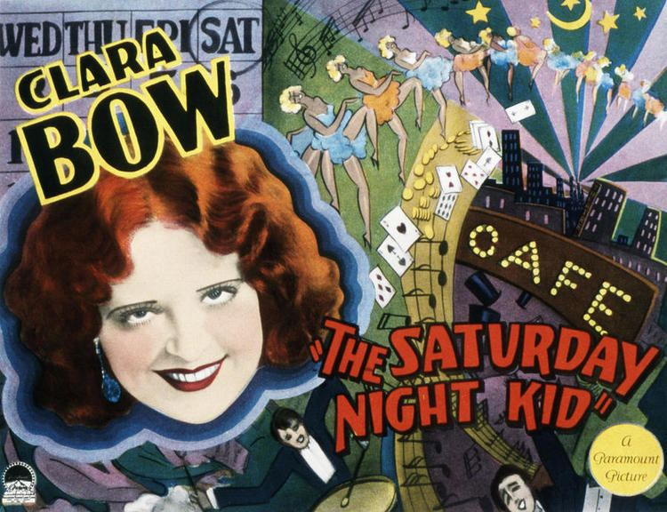 The Saturday Night Kid The Saturday Night Kid 1929