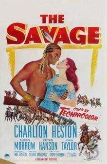 The Savage (1952 film) The Savage 1952 film Wikipedia