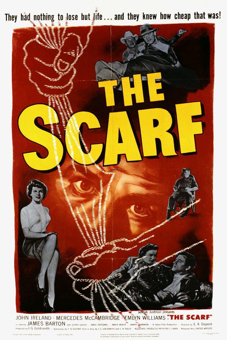 The Scarf (film) wwwgstaticcomtvthumbmovieposters37236p37236