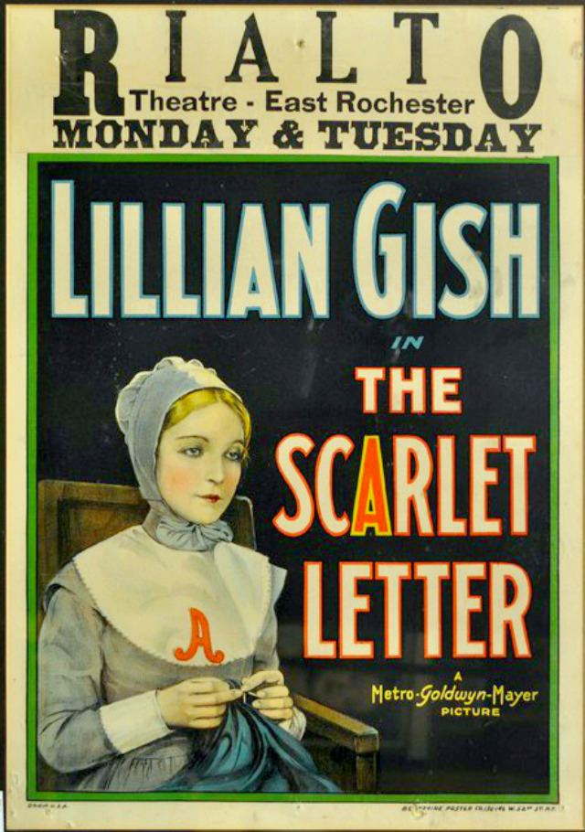 a scarlet letter movie