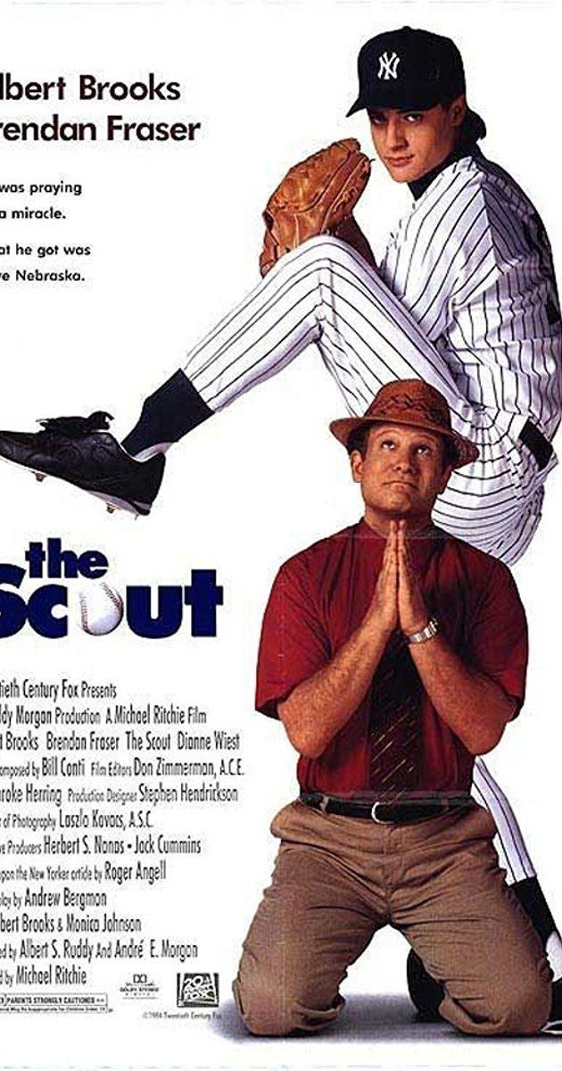 The Scout (film) The Scout 1994 IMDb