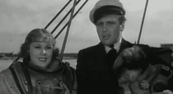 The Sea (1933 film) Below the Sea 1933 Review with Fay Wray and Ralph Bellamy Pre