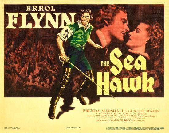 The Sea Hawk (1940 film) movie scenes Lots more Overlooked Films at SWEET FREEDOM