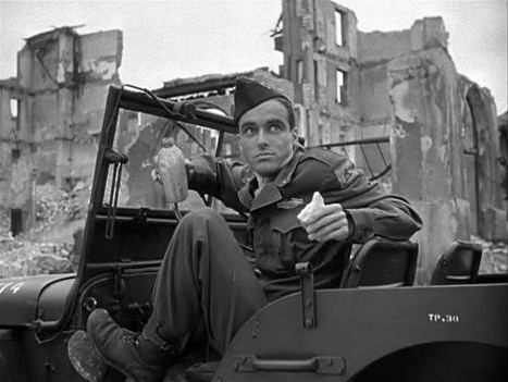 The Search Montgomery Clift in 1948 Part III The Search Happy Thoughts