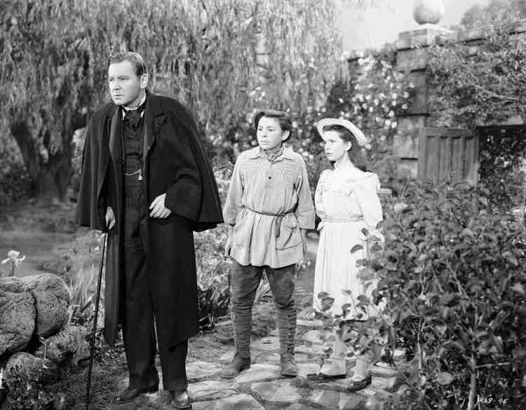 The Secret Garden (1919 film) The Secret Garden 1949 Full shot of Herbert Marshall as Archibald