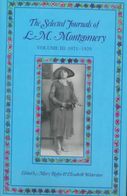 The Selected Journals of L. M. Montgomery t1gstaticcomimagesqtbnANd9GcQM2xHOnfkVCZ2R20