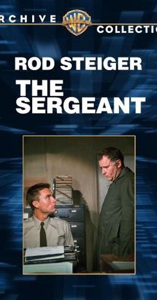 The Sergeant (1968 film) The Sergeant 1968 Plot Summary IMDb