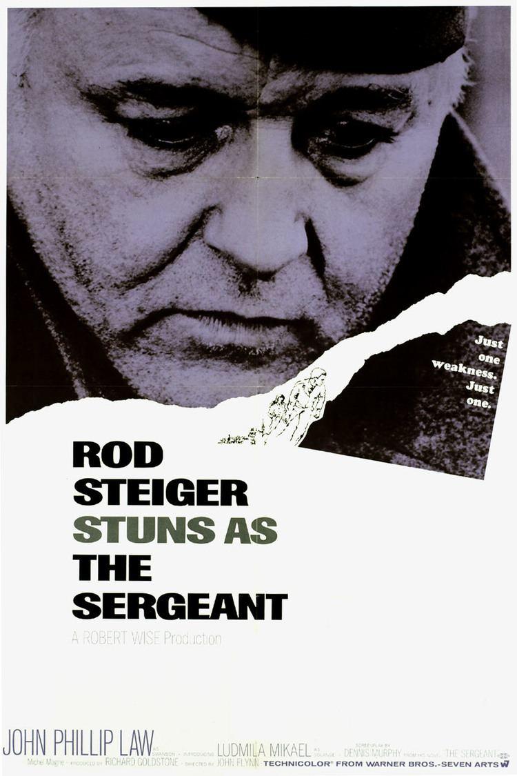 The Sergeant (1968 film) wwwgstaticcomtvthumbmovieposters2975p2975p