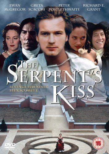 The Serpent's Kiss The Serpents Kiss 1997 DVD Amazoncouk Ewan McGregor Henry