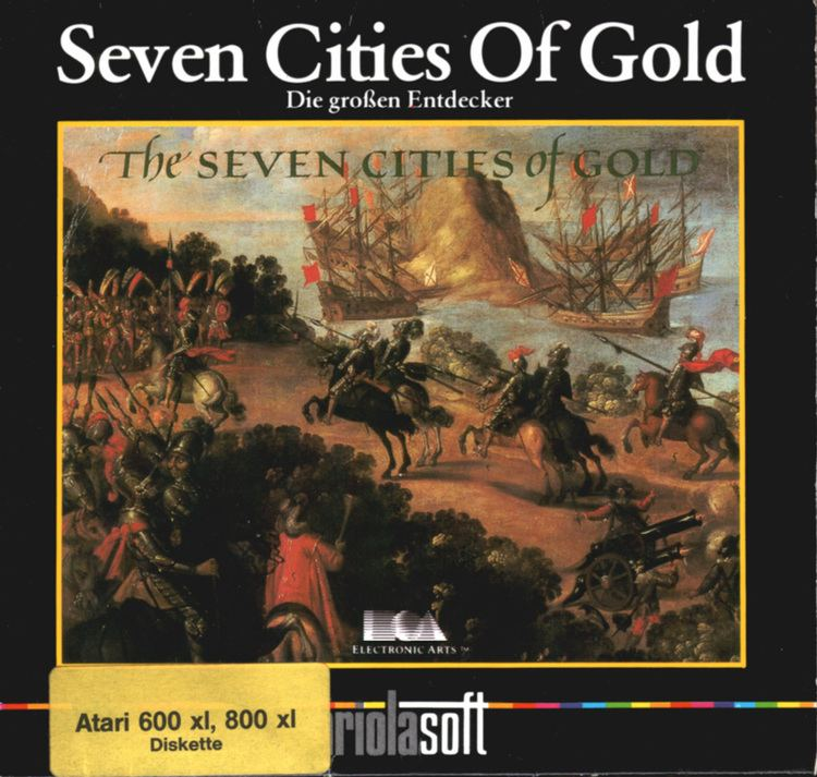 The Seven Cities of Gold (video game) wwwatarimaniacom8bitboxeshiressevencities