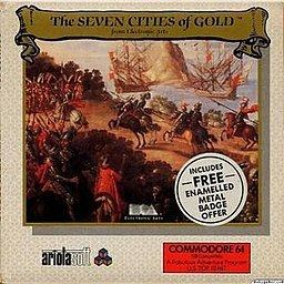 The Seven Cities of Gold (video game) The Seven Cities of Gold video game Wikipedia