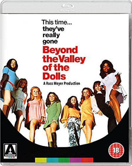 The Seven Minutes (film) REVIEW RUSS MEYERS BEYOND THE VALLEY OF THE DOLLS 1970 AND