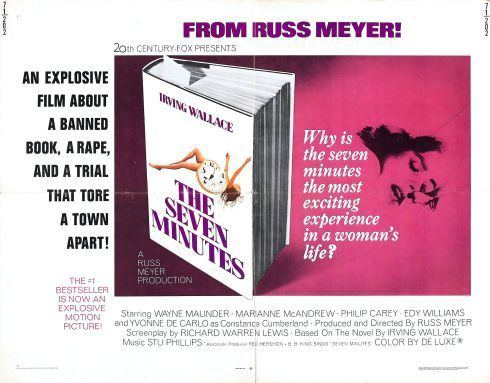 The Seven Minutes (film) From the Vault Russ Meyers The Seven Minutes 1971 The Last Drive In