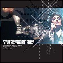 The Seven Year Itch (Siouxsie and the Banshees album) httpsuploadwikimediaorgwikipediaenthumb0