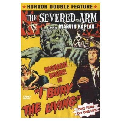 The Severed Arm BLOG WILKINS THE SEVERED ARM 1973 Video History