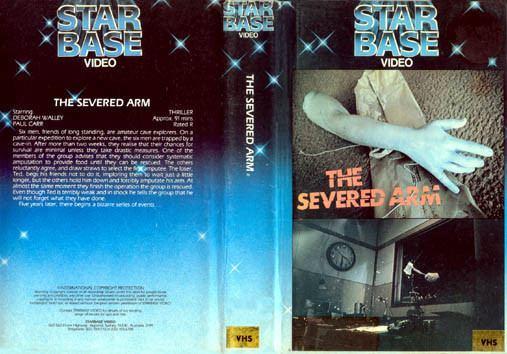 The Severed Arm The Severed Arm USA 1972 HORRORPEDIA