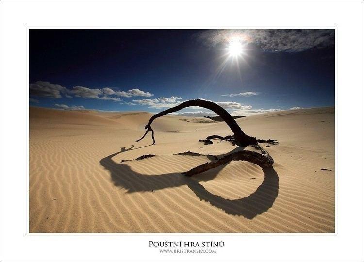 The Shadow of the Desert The shadow of the desert by JiriStransky on DeviantArt