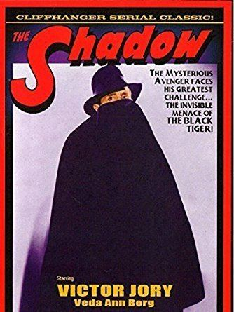 The Shadow (serial) Amazoncom The Shadow15 Chapter Cliffhanger Serial1940 Veda Ann