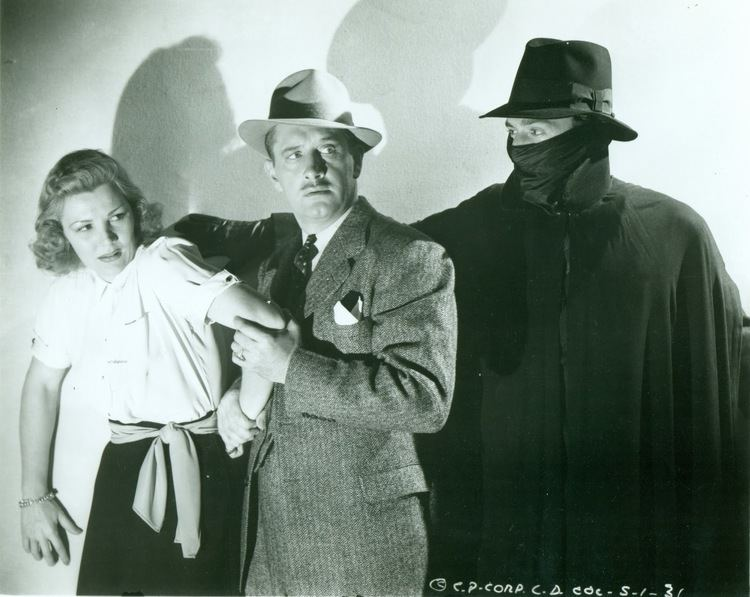 The Shadow (serial) Martin Grams The Shadow The 19391940 Cliffhanger Serial