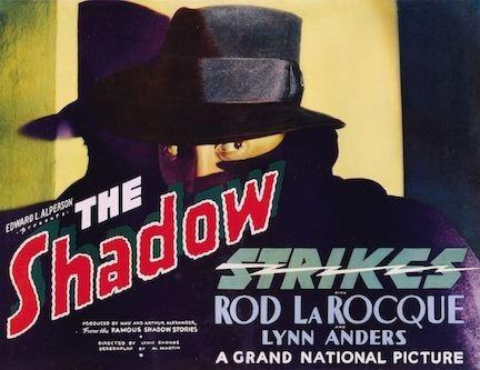The Shadow Strikes Murania Press The Shadow Strikes 75 Years Later