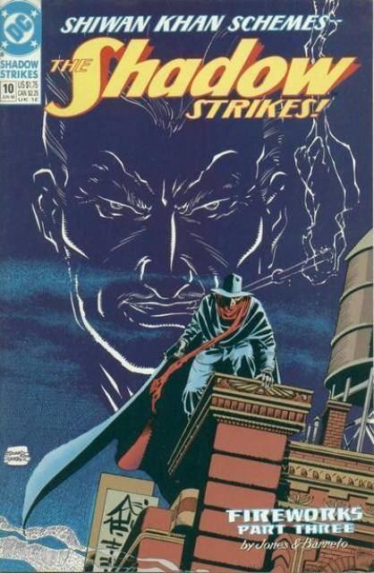 The Shadow Strikes The Shadow Strikes Volume Comic Vine