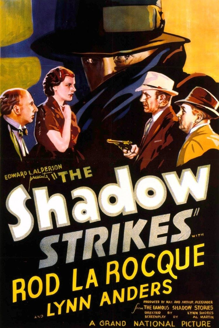 The Shadow Strikes wwwgstaticcomtvthumbmovieposters38593p38593