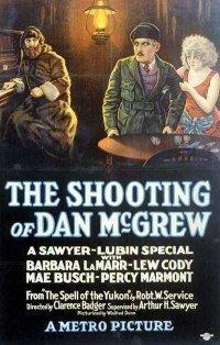 The Shooting of Dan McGrew (1924 film) movie poster