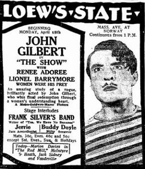 The Show (1927 film) The Show 1927 Silent Film Review Rating Plot Summary