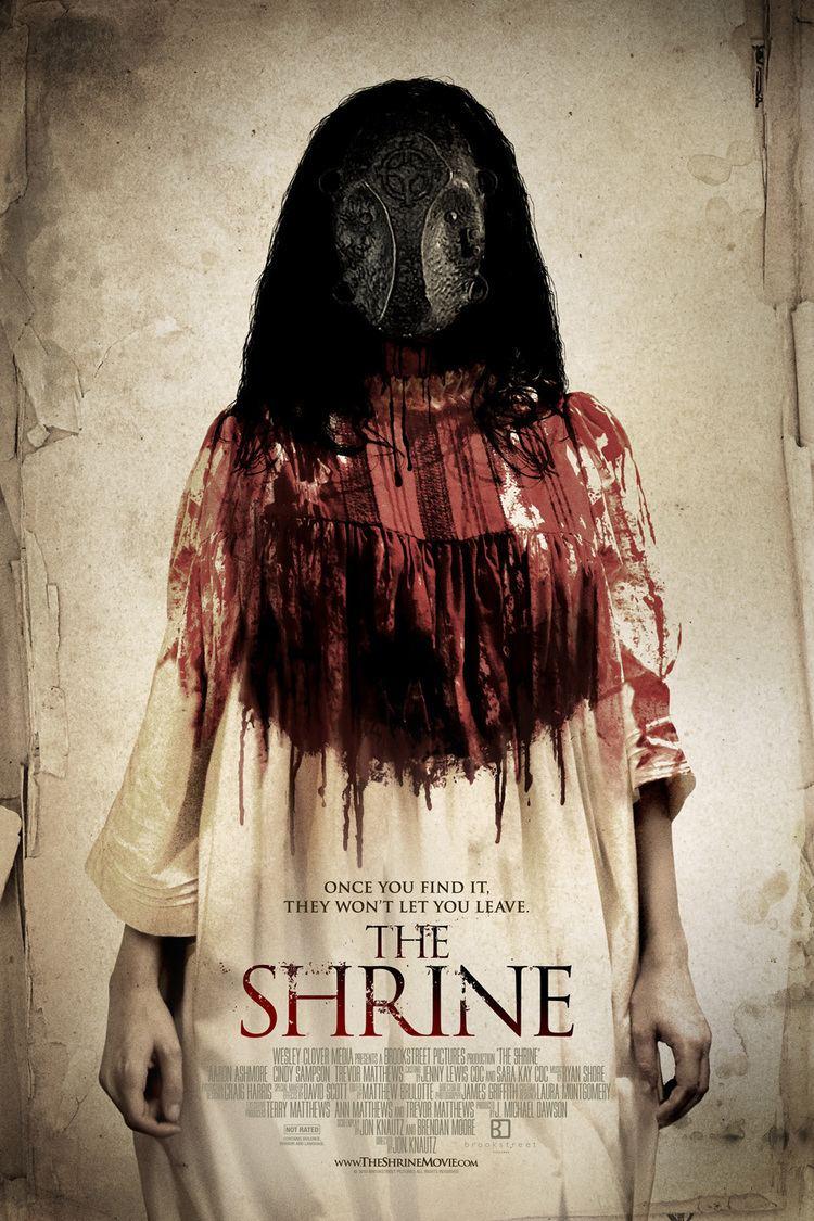 The Shrine (film) wwwgstaticcomtvthumbmovieposters8733333p873