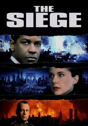 The Siege (1998 film) The Siege 1998 for Rent on DVD and Bluray DVD Netflix