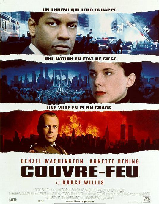 The Siege (1998 film) The Siege Movie Poster 2 of 2 IMP Awards