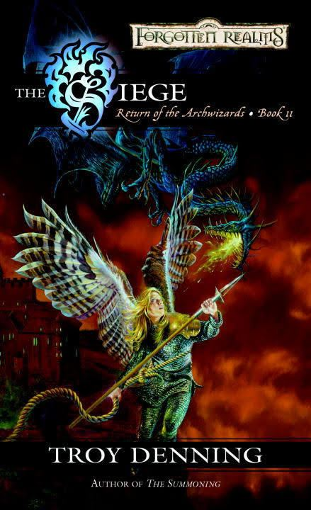The Siege (Forgotten Realms novel) - Alchetron, the free social