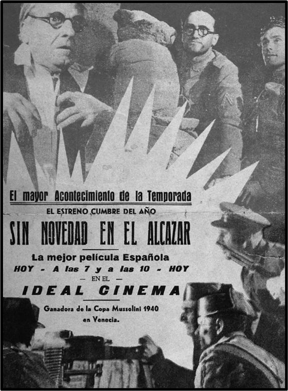 The Siege of the Alcazar elalcazarinfodocumentosiconos20y20logoscarte