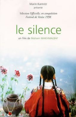 The Silence (1998 film) movie poster