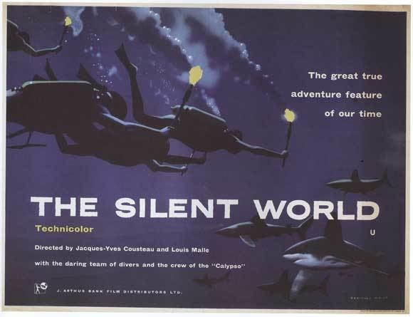 The Silent World The Silent World Movie Posters From Movie Poster Shop