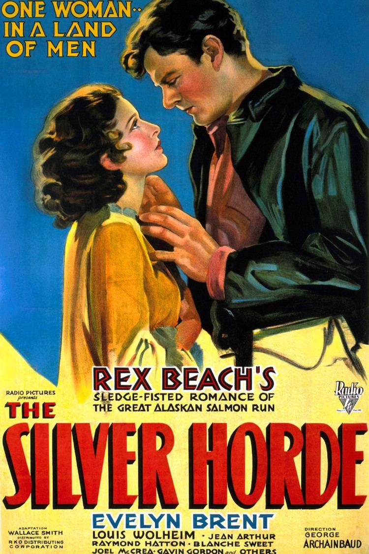 The Silver Horde (1930 film) wwwgstaticcomtvthumbmovieposters7864p7864p