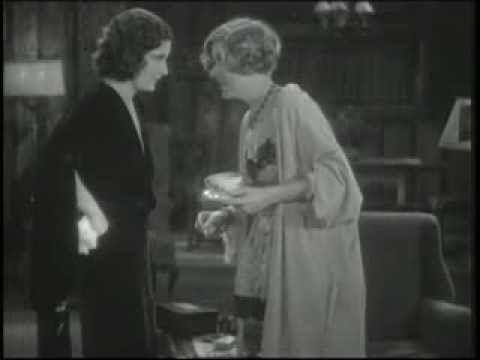 The Silver Horde (1930 film) Blanche Sweet in The Silver Horde 1930 YouTube
