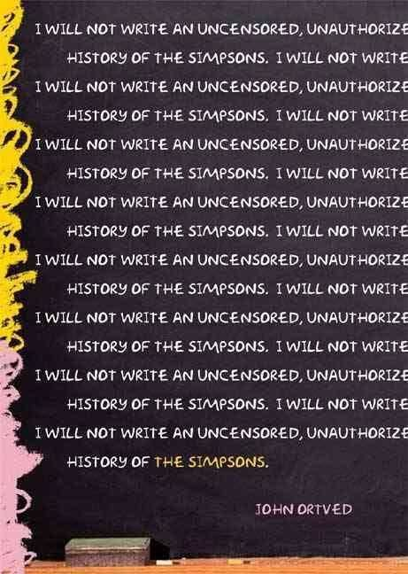 The Simpsons: An Uncensored, Unauthorized History t1gstaticcomimagesqtbnANd9GcSqh4yUbspvkNEic8