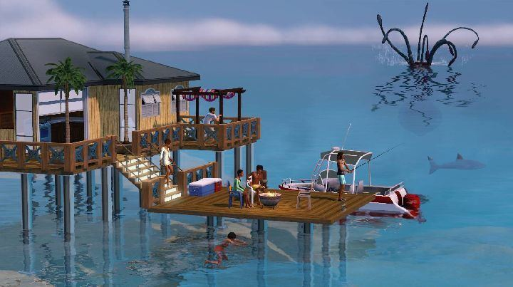 The Sims 3: Island Paradise The Sims 3 Island Paradise Expansion Pack