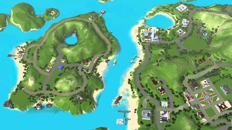 The Sims 3: Island Paradise The Sims 3 Island Paradise Producer Walkthrough YouTube