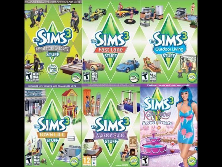 The Sims 3 Stuff packs - Alchetron, The Free Social Encyclopedia