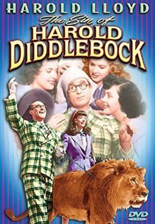 The Sin of Harold Diddlebock Amazoncom The Sin of Harold Diddlebock Harold Lloyd Frances