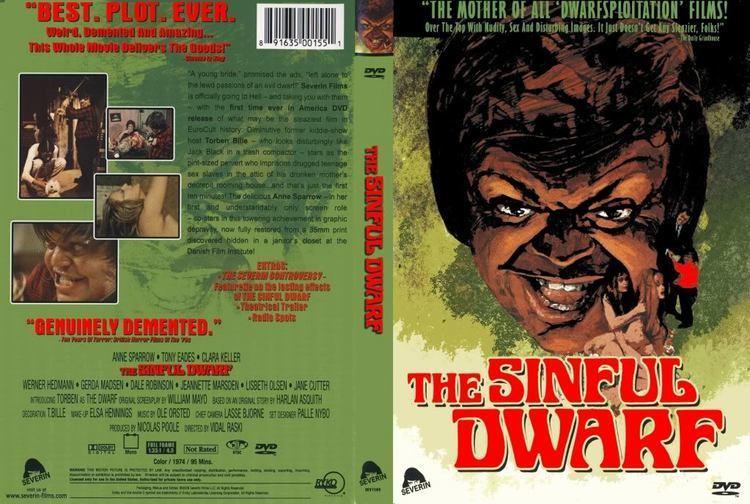 The Sinful Dwarf Dvrgen 1973