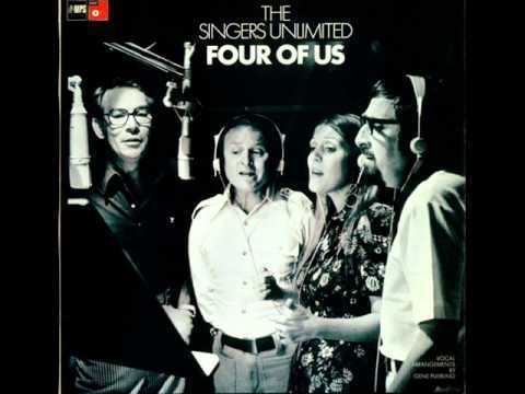 The Singers Unlimited The Singers Unlimited We39ve only just begun YouTube