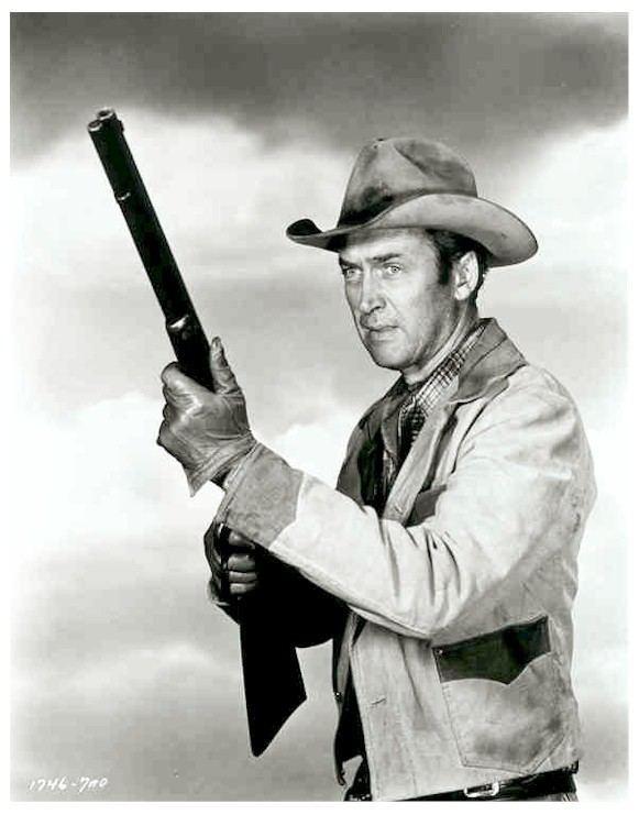 jimmy stewart westerns - 581×741